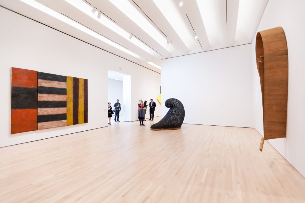 SF Moma Ceiling – Made with GC Products GFRG