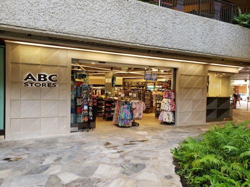 GC Products Completes GFRC Designs for ABC Store in Waikiki